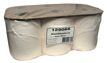 , Handdoekrol Blanco Maxi 2L 21cmx150m 6rol