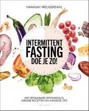 Hannah Vreugdenhil , Intermittent fasting - doe je zo