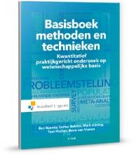 Mark Julsing Ben Baarda  Esther Bakker  Tom Fischer, Basisboek methoden en technieken