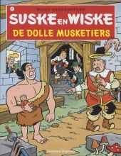 Willy Vandersteen , De dolle musketiers