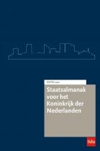 Uitgevers , Staatsalmanak voor het Koninkrijk der Nederlanden. Editie 2021