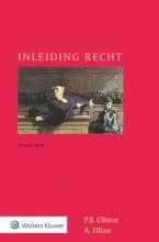 A. Ellian P.B. Cliteur, Inleiding Recht