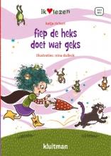Katja Richert , Fiep de heks doet wat geks