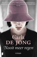 Carla de Jong Nooit meer regen