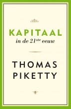 Thomas  Piketty Kapitaal in de 21ste eeuw