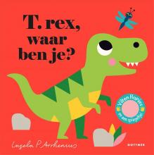 Ingela P.  Arrhenius T. rex, waar ben je?