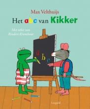 Max  Velthuijs, Rindert  Kromhout Het abc van Kikker