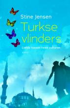 Stine  Jensen Turkse vlinders (POD)