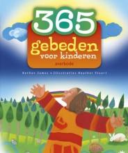 James, Bethan 365 gebeden voor kinderen