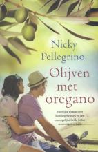 Nicky  Pellegrino Olijven met oregano