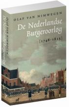 Olaf van Nimwegen De Nederlandse Burgeroorlog (1748-1815)