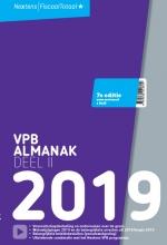 Piet van Loon (hoofdredactie) , Nextens VPB Almanak 2019 deel 2