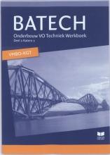 A.J.  Boer Batech deel 2 vmbo-kgt Werkboek katern 2