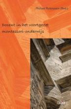 Docent in het voortgezet montessori-onderwijs