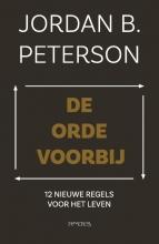 Jordan Peterson , De orde voorbij