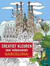 Creatief kleuren voor volwassenen Barcelona