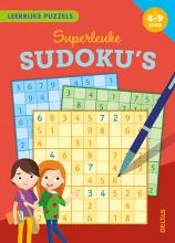 ZNU Superleuke sudoku`s 8-9 jaar