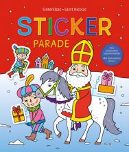 , Sinterklaas Sticker Parade Saint-Nicolas Sticker Parade