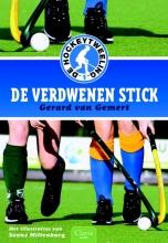 Gerard van Gemert , De verdwenen stick 1 De verdwenen stick