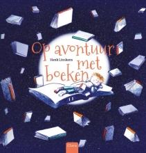 Henk  Linskens Op avontuur met boeken