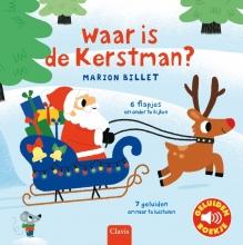 Marion  Billet Waar is de Kerstman?