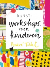 Hervé Tullet , kunstworkshops voor kinderen