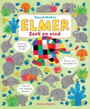 David McKee , Elmer zoek en vind