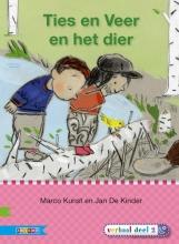 Marco Kunst , Ties en Veer en het dier AVI M3