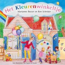 Busser, Marianne / Schröder, Ron Het kleurenwinkeltje