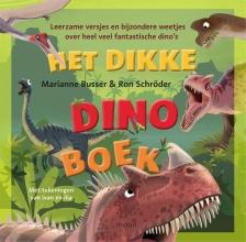 Ron Schröder Marianne Busser, Het dikke dinoboek