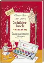 Thrän, Christina Mijn grote schilderboek