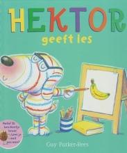 Guy  Parker-Rees Hektor geeft les