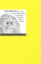 Hubert van Marum , Waarom apen er als mensen uitzien, hazen een hazenlip hebben en kikkers kwaken