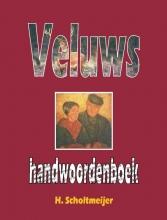 H.  Scholtmeijer Veluws handwoordenboek