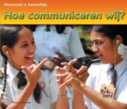 Rebecca  Rissman Hoe communiceren wij?