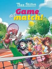 Thea Stilton , Game, set, match!