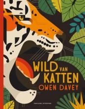 Owen  Davey Wild van katten