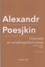 Alexandr  Poesjkin Verzameld werk Alexandr Poesjkin Historisch en autobiografisch proza