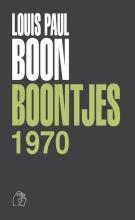 Louis Paul  Boon Boontjes 1970