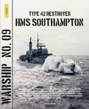 Henk Visser Jantinus Mulder, Type 42 destroyer Southampton