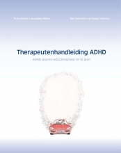 Jacqueline Hilbers Tirtsa Ehrlich, Therapeutenhandleiding ADHD