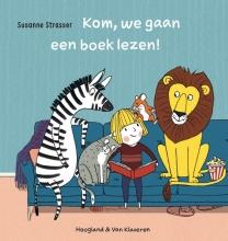Susanne Strasser , Kom, we gaan een boek lezen!