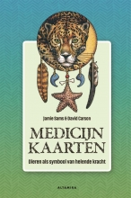 David Carson Jamie Sams, Medicijnkaarten