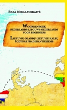 Rasa Mikalauskaitė , Woordenboek Litouws-Nederlands-Litouws