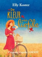 Elly  Koster Cupido - Groot De kleur van liefde