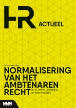 Steven  Jellinghaus, Karen  Maessen Normalisering van het Ambtenarenrecht