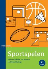 Jeroen Koekoek, Ivo Dokman, Wytse Walinga Sportspelen