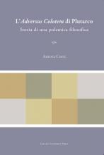 Aurora Corti , L`adversus colotem di plutarco