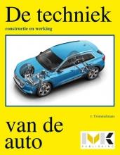 Jean Trommelmans , De Techniek van de auto