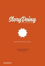 Jan-Peter  Bogers, Ron van Gils StoryDoing voor organisaties, Een goed verhaal doe je!